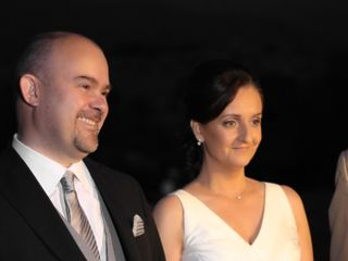 El matrimonio de Pamela y Mauricio 1