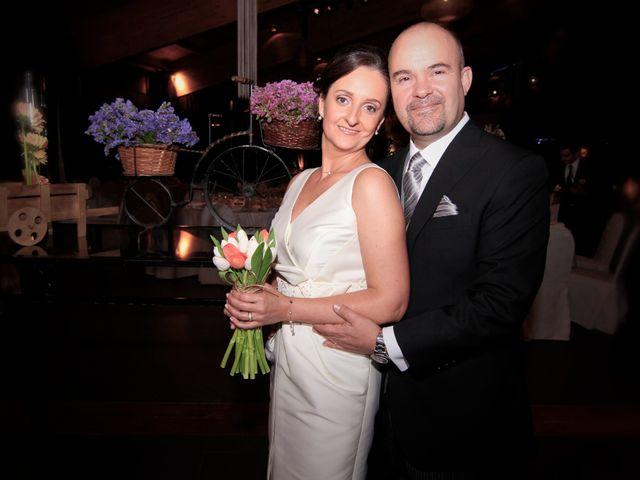 El matrimonio de Pamela y Mauricio