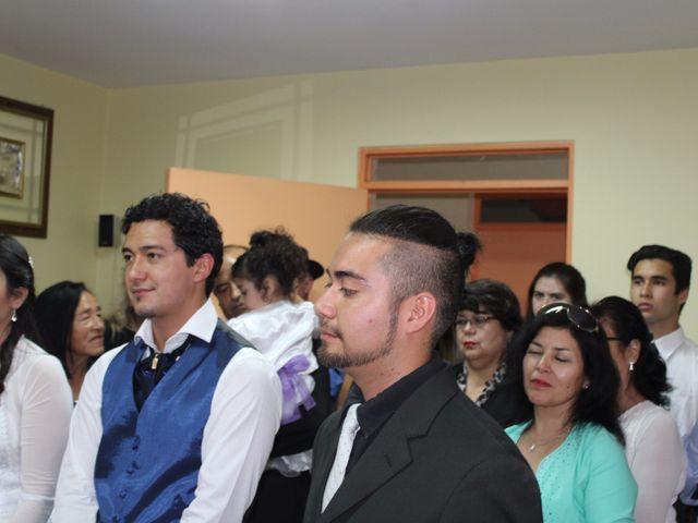 El matrimonio de Víctor y Esteffany en Copiapó, Copiapó 3