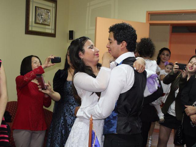 El matrimonio de Víctor y Esteffany en Copiapó, Copiapó 4