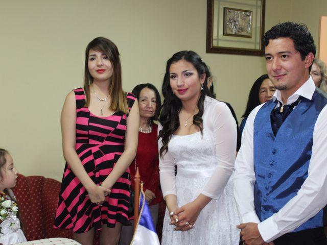 El matrimonio de Víctor y Esteffany en Copiapó, Copiapó 5