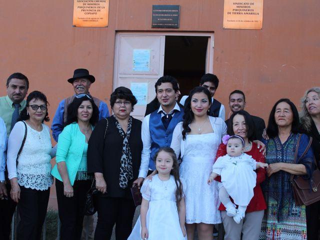 El matrimonio de Víctor y Esteffany en Copiapó, Copiapó 6
