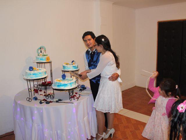 El matrimonio de Víctor y Esteffany en Copiapó, Copiapó 11