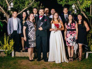 El matrimonio de Carla y Ruben 1