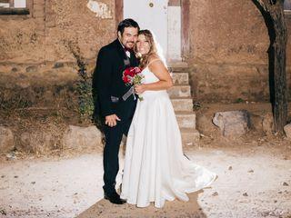 El matrimonio de Carla y Ruben