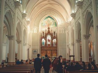 El matrimonio de Paulina y Sebastían 1