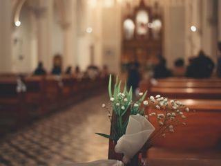 El matrimonio de Paulina y Sebastían 2