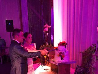 El matrimonio de Natalia  y Bastián  1