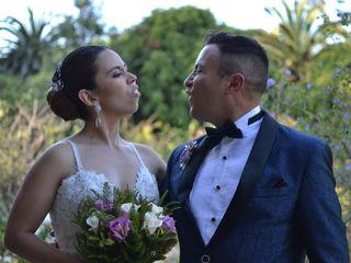 El matrimonio de Natalia  y Bastián  2