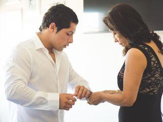 El matrimonio de Patricia y Felipe 3