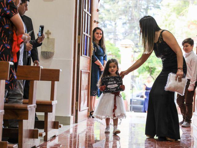 El matrimonio de Diego y Regina en Rancagua, Cachapoal 4