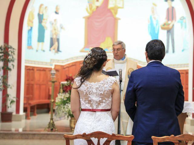 El matrimonio de Diego y Regina en Rancagua, Cachapoal 6
