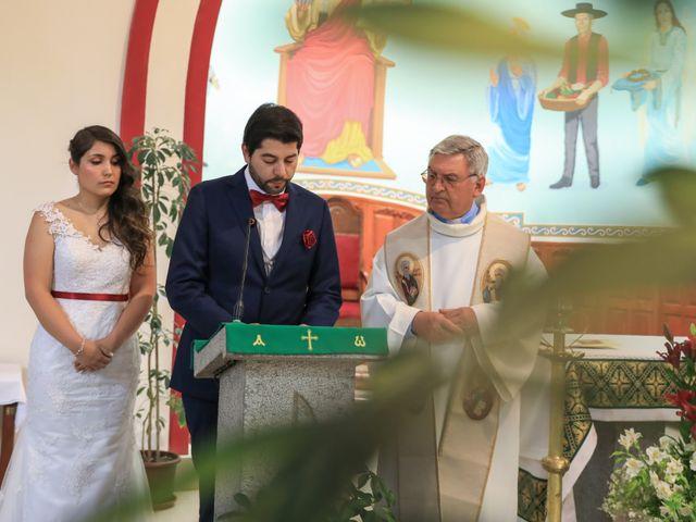 El matrimonio de Diego y Regina en Rancagua, Cachapoal 7