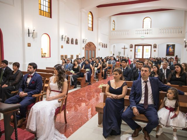 El matrimonio de Diego y Regina en Rancagua, Cachapoal 10