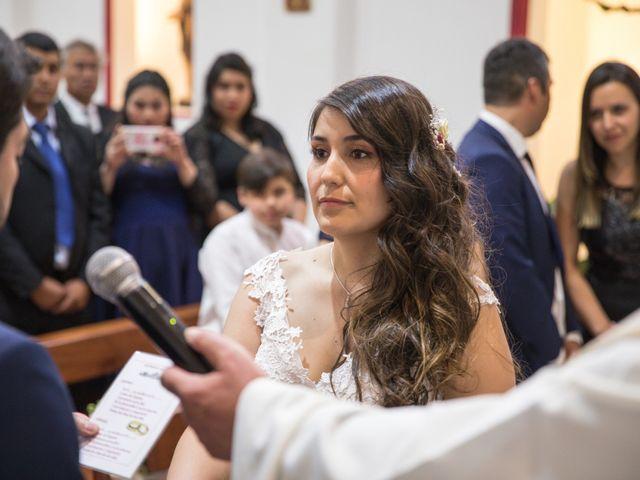 El matrimonio de Diego y Regina en Rancagua, Cachapoal 11