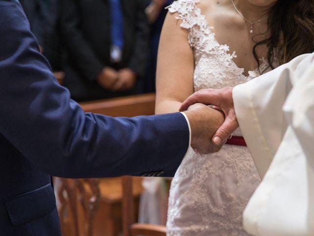 El matrimonio de Diego y Regina en Rancagua, Cachapoal 12