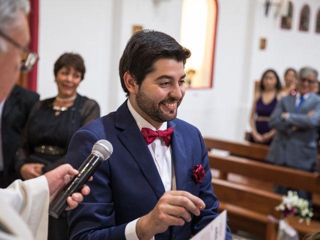 El matrimonio de Diego y Regina en Rancagua, Cachapoal 13