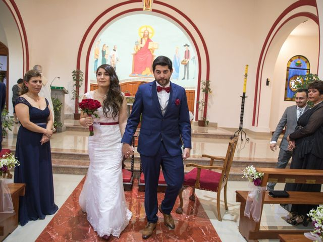 El matrimonio de Diego y Regina en Rancagua, Cachapoal 18