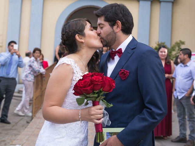 El matrimonio de Diego y Regina en Rancagua, Cachapoal 20