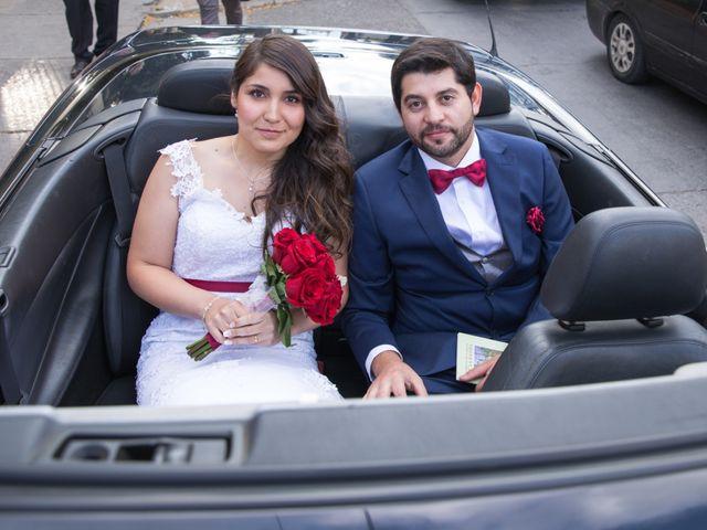 El matrimonio de Diego y Regina en Rancagua, Cachapoal 21