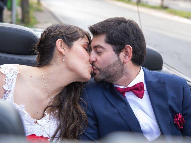 El matrimonio de Diego y Regina en Rancagua, Cachapoal 22