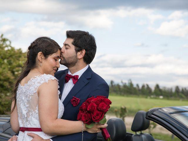 El matrimonio de Diego y Regina en Rancagua, Cachapoal 29