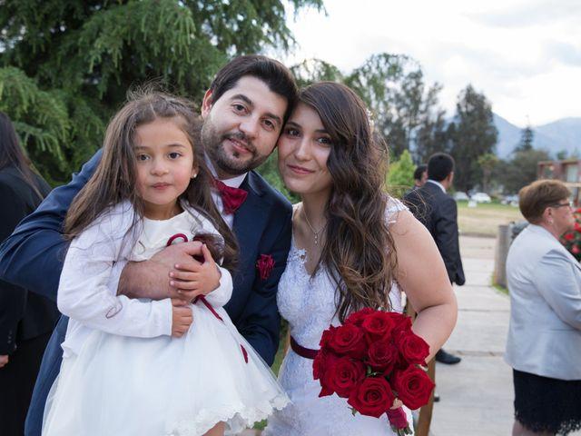 El matrimonio de Diego y Regina en Rancagua, Cachapoal 36