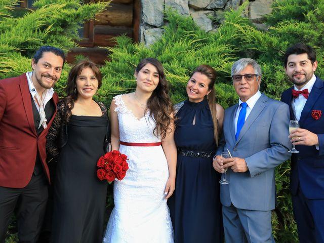 El matrimonio de Diego y Regina en Rancagua, Cachapoal 37