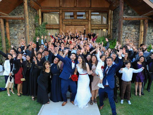 El matrimonio de Diego y Regina en Rancagua, Cachapoal 38
