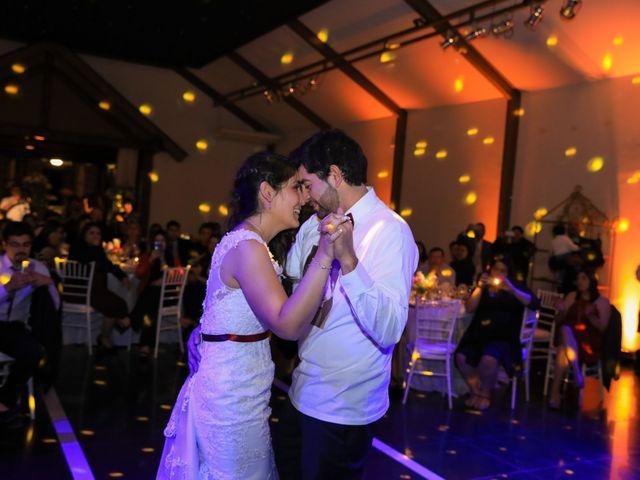 El matrimonio de Diego y Regina en Rancagua, Cachapoal 41