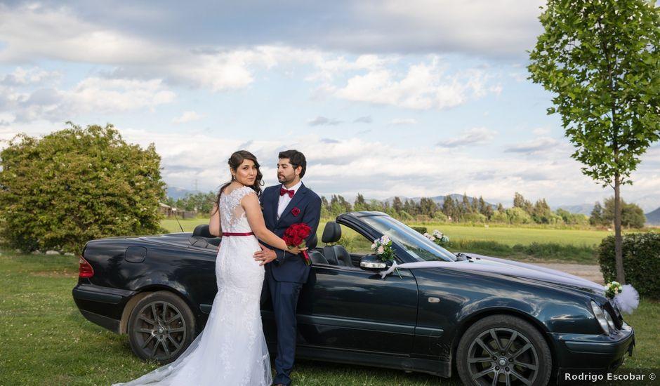 El matrimonio de Diego y Regina en Rancagua, Cachapoal