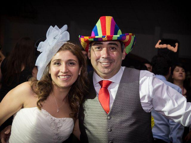 El matrimonio de Carolina y Marco