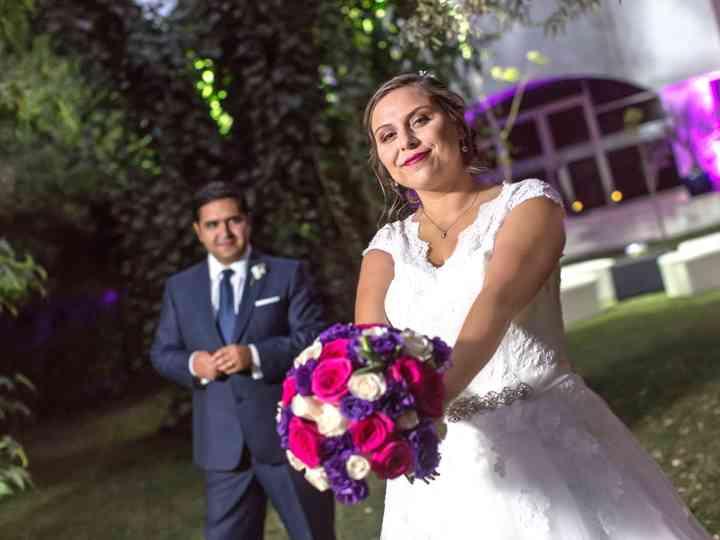 El matrimonio de Mabel y Raúl