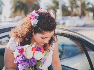 El matrimonio de Carmen Gloria y Sebastián 1