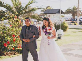 El matrimonio de Carmen Gloria y Sebastián 3