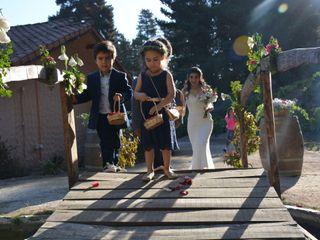 El matrimonio de Rocío  y Raúl  3