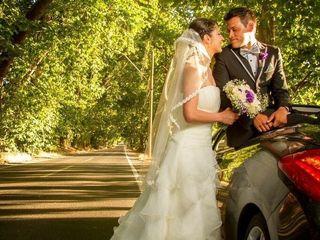 El matrimonio de Valeria y Jose Luis 1