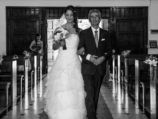 El matrimonio de Valeria y Jose Luis 2
