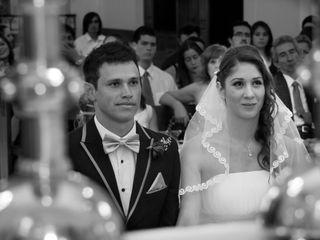 El matrimonio de Valeria y Jose Luis 3