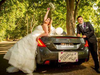 El matrimonio de Valeria y Jose Luis