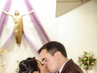 El matrimonio de Daniela y Andrés 2