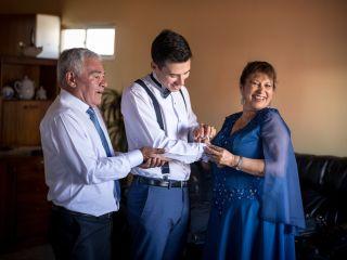 El matrimonio de Fabián y Alejandra 3