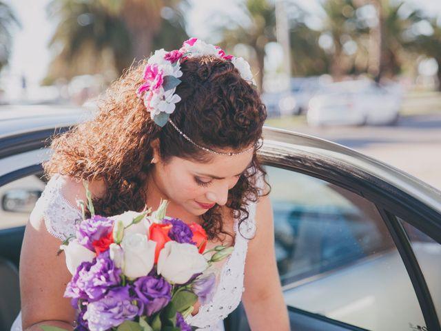 El matrimonio de Sebastián y Carmen Gloria en Olmué, Quillota 3