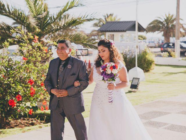 El matrimonio de Sebastián y Carmen Gloria en Olmué, Quillota 5