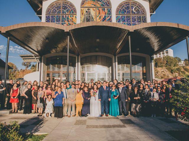 El matrimonio de Sebastián y Carmen Gloria en Olmué, Quillota 6