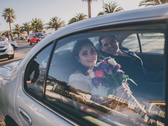 El matrimonio de Sebastián y Carmen Gloria en Olmué, Quillota 7