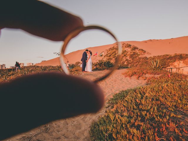 El matrimonio de Sebastián y Carmen Gloria en Olmué, Quillota 11