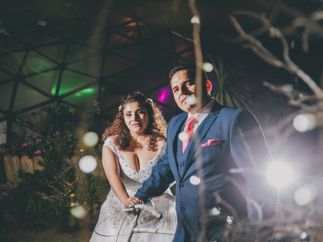 El matrimonio de Sebastián y Carmen Gloria en Olmué, Quillota 15