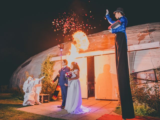 El matrimonio de Sebastián y Carmen Gloria en Olmué, Quillota 16