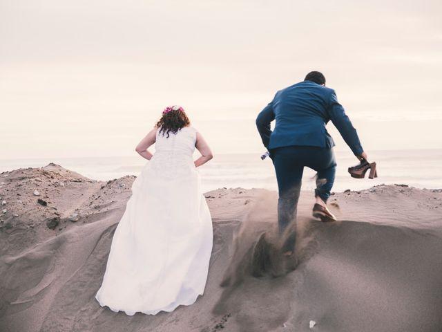El matrimonio de Sebastián y Carmen Gloria en Olmué, Quillota 2